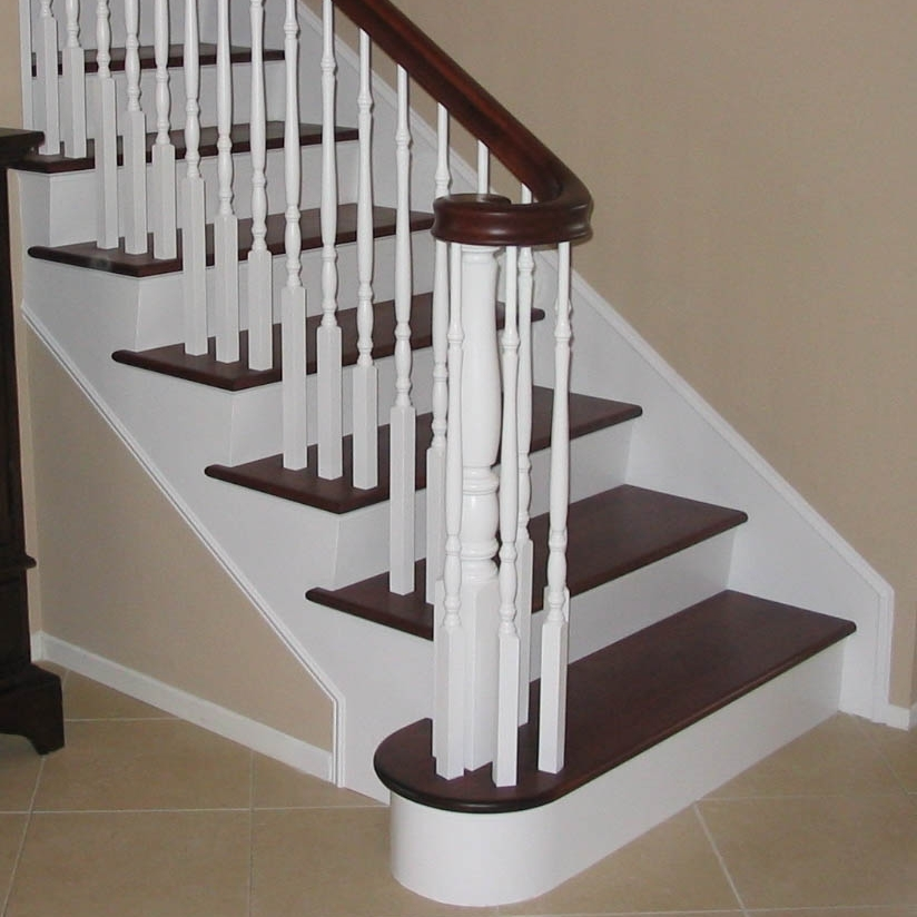 Elegant Summitt Forest Products | Stairs